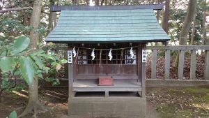 吉田神社 水戸神社・飯神社