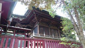 笠間稲荷神社 本殿(国指定重要文化財) (1)