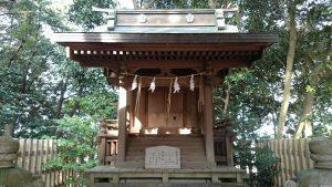 吉田神社 吉田天満宮 社殿