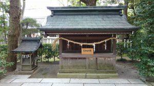 笠間稲荷神社 山倉神社・境内末社合殿