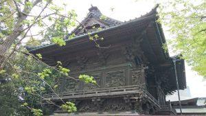 笠間稲荷神社 本殿(国指定重要文化財) (4)