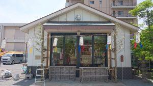 亀戸浅間神社 神輿庫