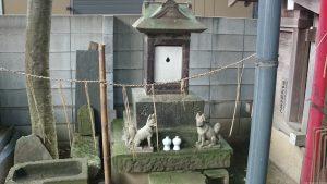 亀有香取神社 稲荷社 (3)