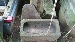 亀有香取神社 関口神社碑
