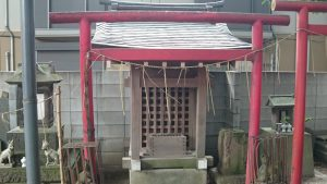 亀有香取神社 松山稲荷神社
