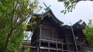 亀戸浅間神社 本殿