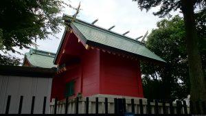 東八幡神社 本殿