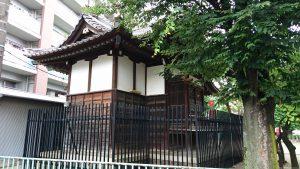 大田区矢口氷川神社 本殿