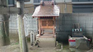 亀有香取神社 藤四郎稲荷神社