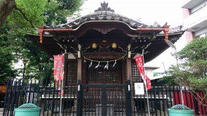 大田区矢口氷川神社