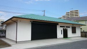 東八幡神社 社務所