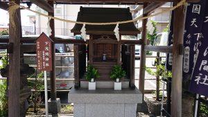 亀戸浅間神社 下浅間神社