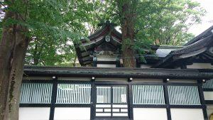 亀有香取神社 本殿