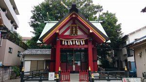 十寄神社(十騎神社)