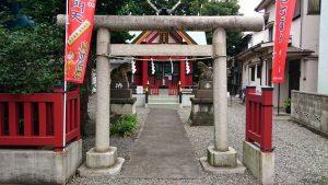 十寄神社(十騎神社) 昭和12年鳥居
