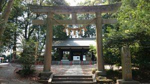 常磐神社 東湖神社 鳥居