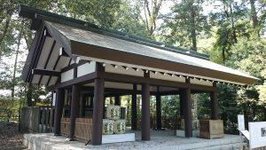 常磐神社 東湖神社 拝所