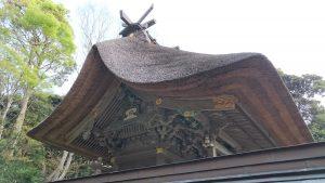 大洗磯前神社 本殿 (4)