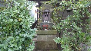 産千代稲荷神社 境内稲荷社 (2)
