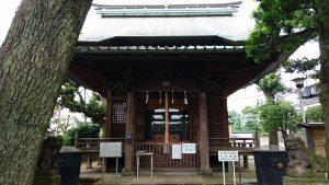 久が原東部八幡神社