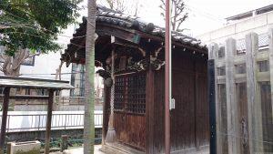 鮫洲八幡神社 厳島神社