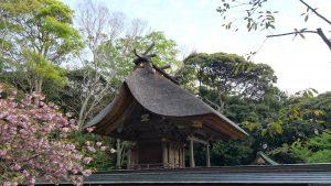 大洗磯前神社 本殿 (3)