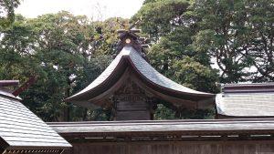 酒列磯前神社 本殿 (2)