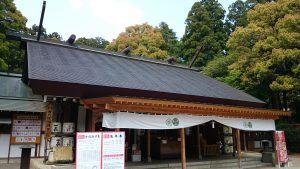 常磐神社 拝殿