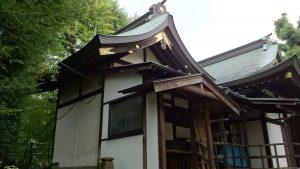 産千代稲荷神社 本殿