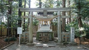 常磐神社 三木神社