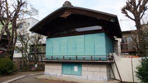鮫洲八幡神社 神楽殿