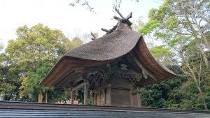 大洗磯前神社 本殿 (2)