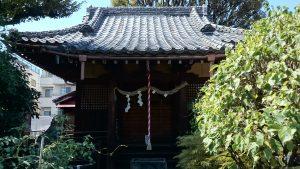 轡神社(轡権現社)