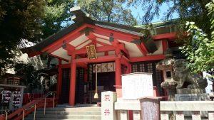 熊野神社(熊野町) 拝殿