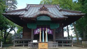 牟禮神明社(牟礼神明社)