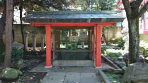 熊野神社(熊野町) 手水舎