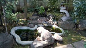 熊野神社(熊野町) 厳島神社神池