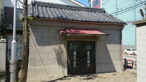 亀戸水神宮(亀戸水神社) 神輿庫