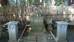 ときわ台天祖神社 榛名神社 石祠