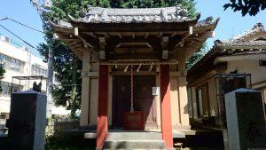 ときわ台天祖神社 境外末社 豊敬稲荷神社