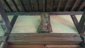 轡神社(轡権現社) 扁額