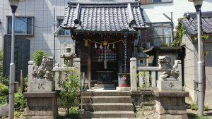 亀戸水神宮(亀戸水神社)