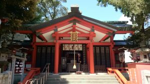 熊野神社(熊野町)