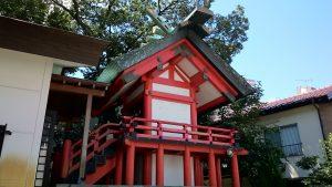 熊野神社(熊野町) 本殿