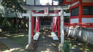 熊野神社(熊野町) 稲荷神社 鳥居