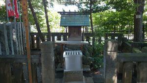 子易神社(板橋) 諏訪神社