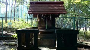 上板橋御嶽神社(桜川御嶽神社) 天祖神社 社殿