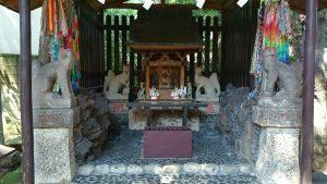 熊野神社(熊野町) 稲荷神社 社殿