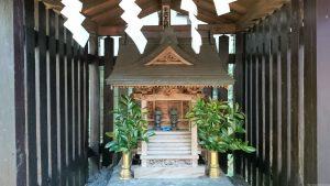 熊野神社(熊野町) 厳島神社
