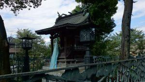 牟禮神明社(牟礼神明社) 三峯神社・榛名神社 社殿